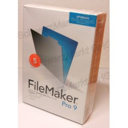 FileMaker Pro 9 Upgrade 5er-Lizenzpaket
