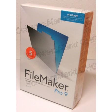 FileMaker Pro 9 Upgrade 5er-Lizenzpaket