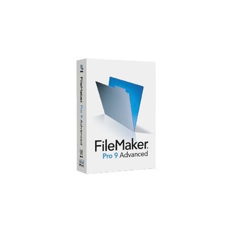 FileMaker Pro 9 Advanced Vollversion