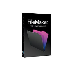 FileMaker Pro 11 Advanced Upgrade