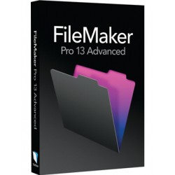 FileMaker Pro 13 Advanced Upgrade