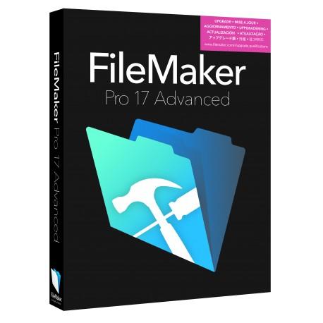 FileMaker Pro 17 Advanced Upgrade