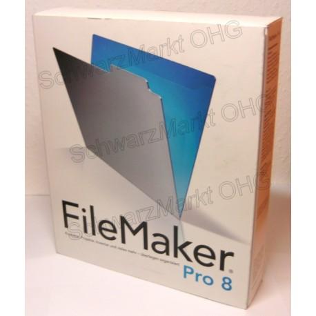 FileMaker Pro 8 Vollversion