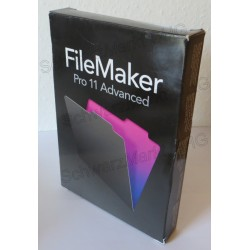 FileMaker Pro 11 Advanced Vollversion