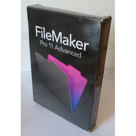 FileMaker Pro 11 Advanced Vollversion