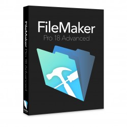FileMaker Pro 18 Advanced Vollversion