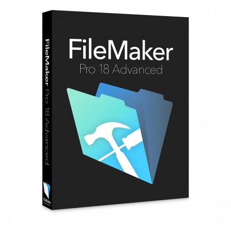 FileMaker Pro 18 Advanced Vollversion