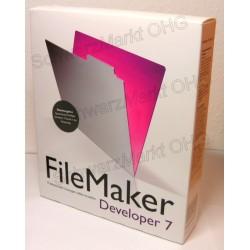 FileMaker Pro 7 Developer Vollversion