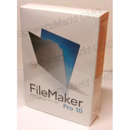 FileMaker Pro 10 Vollversion