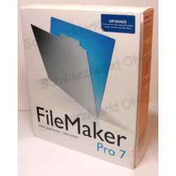 FileMaker Pro 7 Upgrade