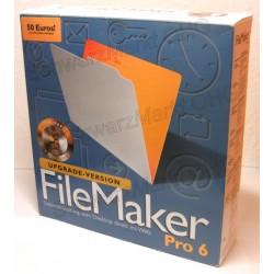 FileMaker Pro 6 Upgrade 5er-Lizenzpaket