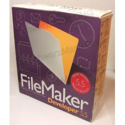 FileMaker 5.5 Developer Vollversion