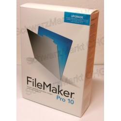 FileMaker Pro 10 Upgrade