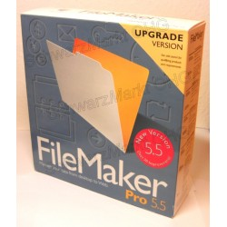 FileMaker Pro 5.5 Upgrade