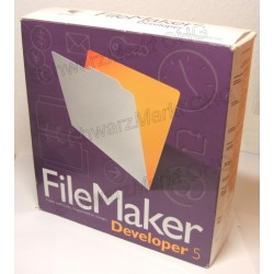 FileMaker 5 Developer Vollversion