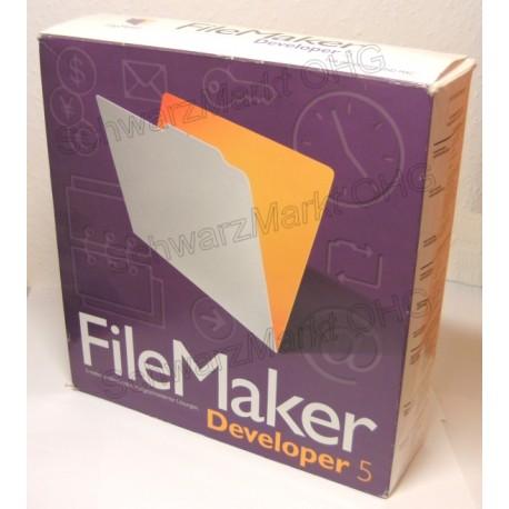 FileMaker 5 Developer Vollversion