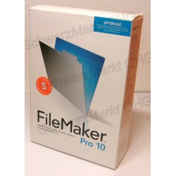 FileMaker Pro 10 Upgrade 5er-Lizenzpaket
