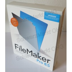 FileMaker Pro 8.5 Upgrade