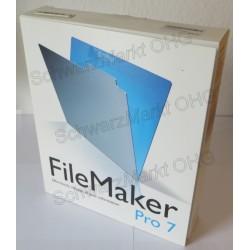 FileMaker Pro 7 Vollversion