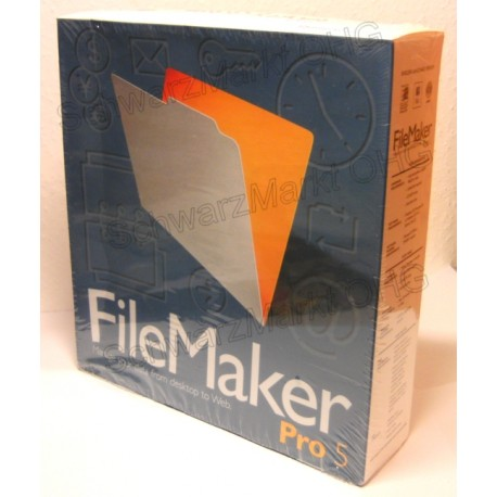 FileMaker Pro 5 Vollversion