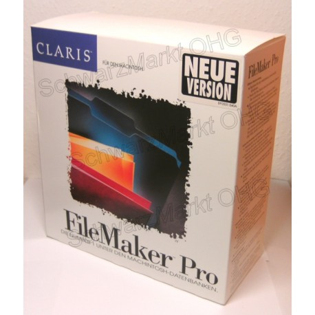 FileMaker Pro 2.1 Vollversion
