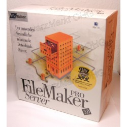 FileMaker 3 Server Vollversion