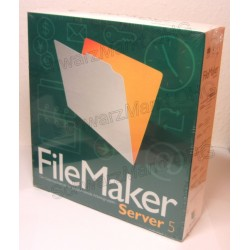 FileMaker 5 Server Vollversion