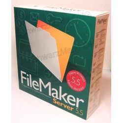 FileMaker Pro 5.5 Server Vollversion