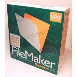 FileMaker Pro 5.5 Server Upgrade