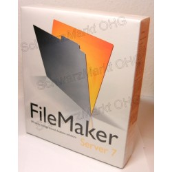 FileMaker 7 Server Vollversion