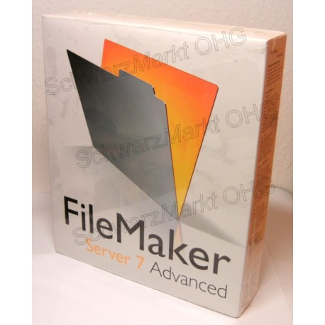 FileMaker 7 Server Advanced