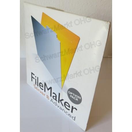 FileMaker 8 Server Advanced Option Pack