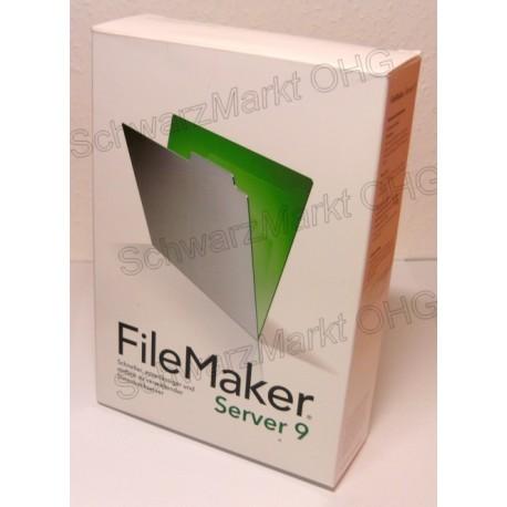 FileMaker 9 Server Vollversion