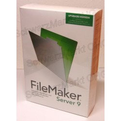 FileMaker 9 Server Upgrade