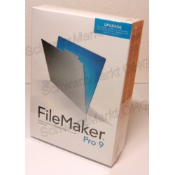 FileMaker Pro 9 Upgrade