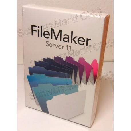 FileMaker 11 Server Vollversion