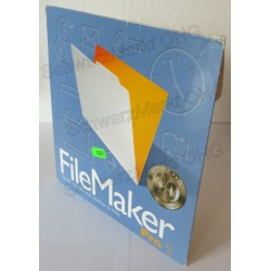FileMaker Pro 5 Vollversion 10er-Lizenzpaket