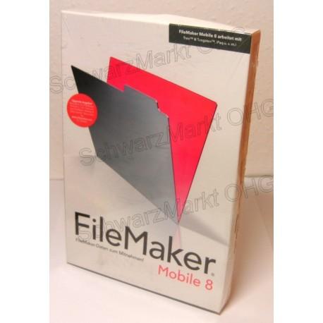 FileMaker 8 Mobil Vollversion