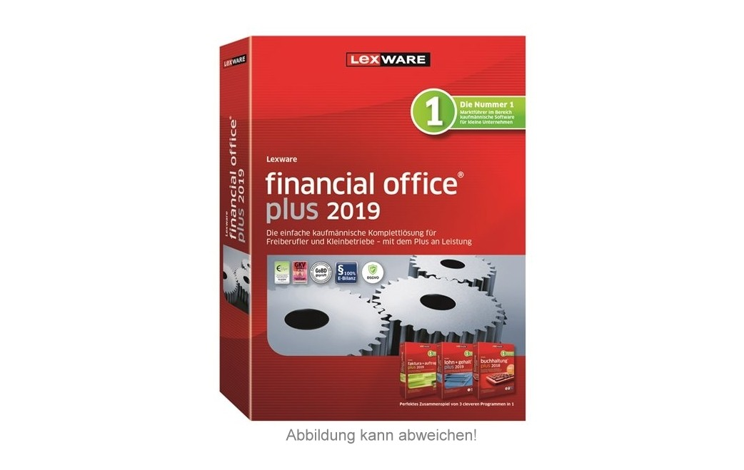 Lexware Financial Office Plus
